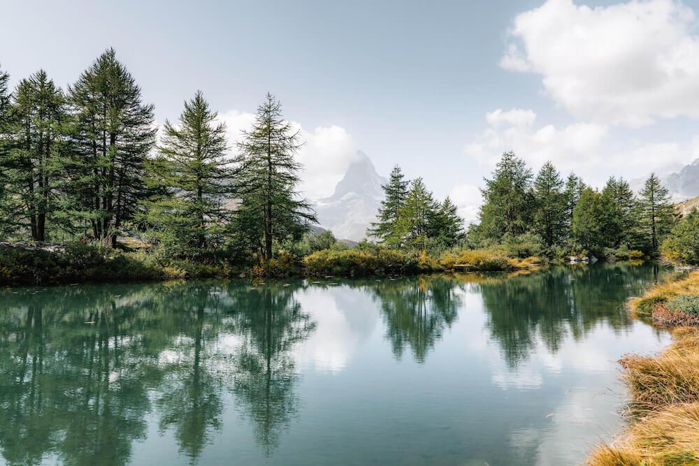 Matterhorn Views on the Five Lakes Trail
