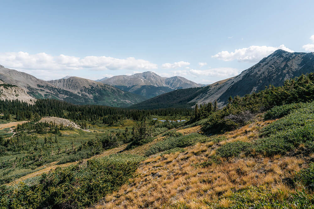 Hiking to Ptarmigan Lake for Finicky Fish